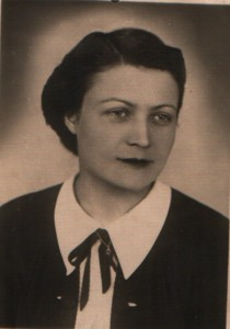 Η Αναστασία Σίρη (21/5/1942)