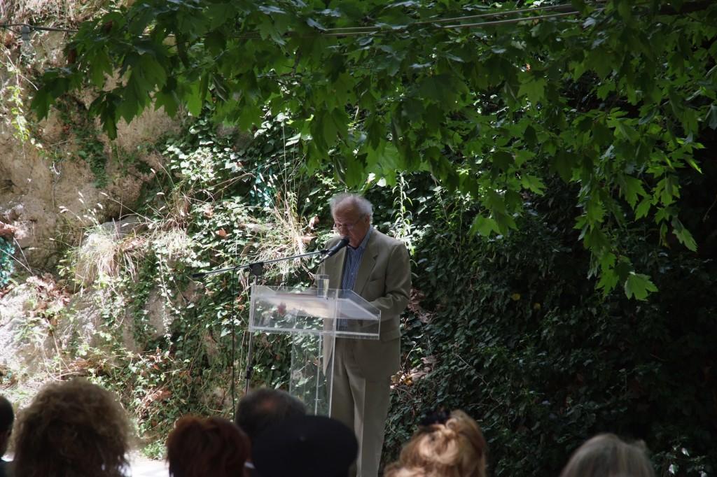 ο κος Παπαγιάννης Βασίλης, πρώην Υπουργός και νυν Δήμαρχος Κασσάνδρας